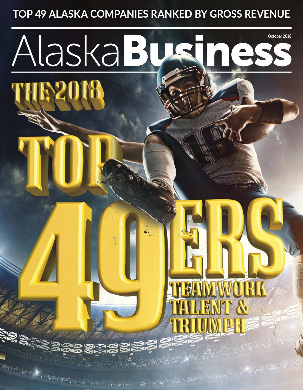 Alaska Business October 2018 by Alaska Business - issuu