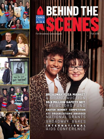 Behind the Scenes Fall 2018 by Broadway Cares/Equity Fights AIDS - issuu