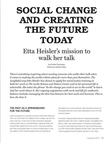 Page 13 of Social Change and Creating the Future of Today