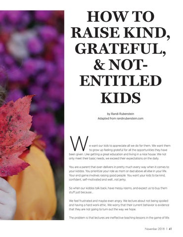 Page 41 of How to Raise Kind, Grateful, and Not Entitled Kids