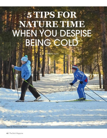 Page 46 of 5 Tips for Nature Time When You Despise Being Cold
