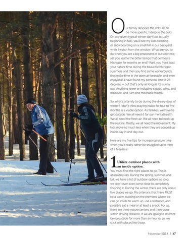 Page 47 of 5 Tips for Nature Time When You Despise Being Cold