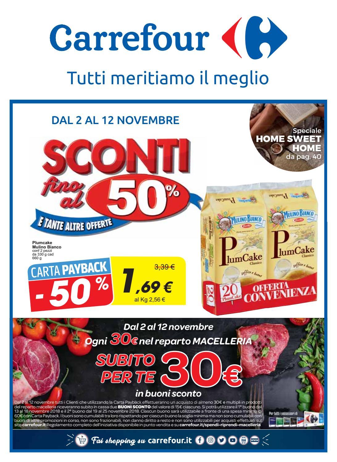 Materasso Gonfiabile Matrimoniale Carrefour.Carrefour 12nov By Best Of Volantinoweb Issuu