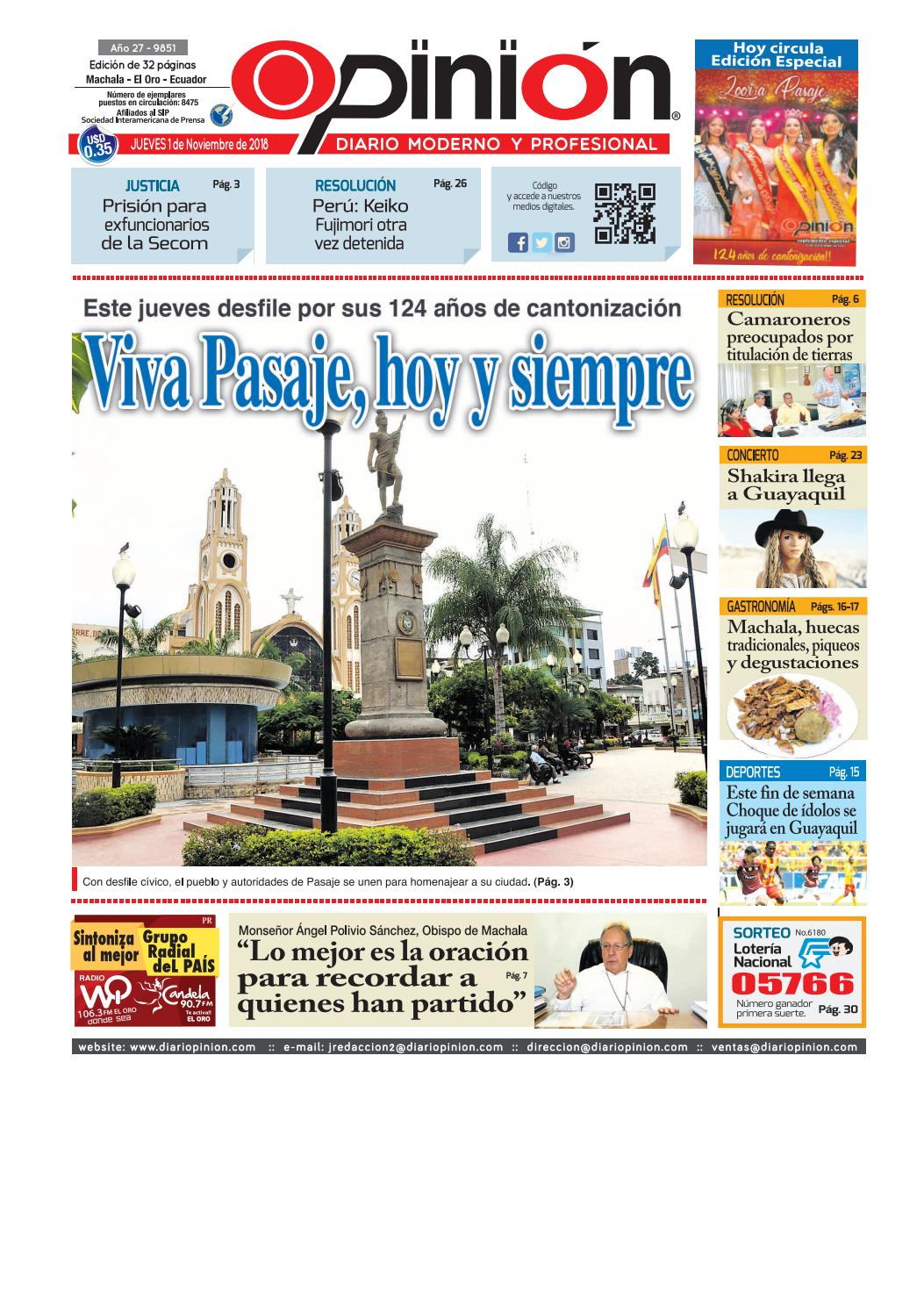 opinion by Diario Opinion - issuu c5a022caa87