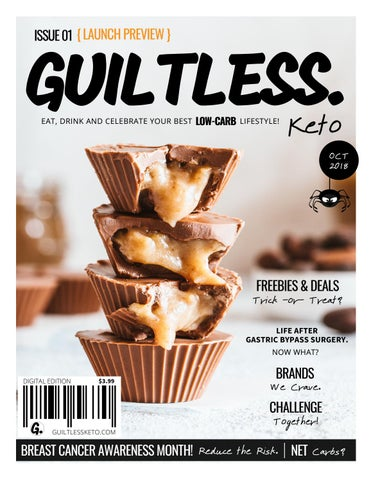 Guiltless Keto Issue 01 Oct 2018 By Guiltless Keto Issuu
