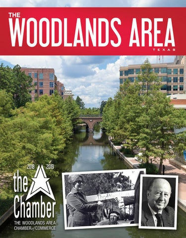 The Woodlands TX Community Profile by Town Square Publications, LLC