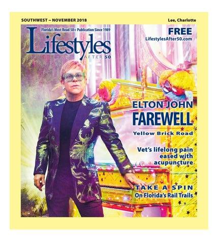 Misplaced Creativity On Southwest Bike >> Lifestyles After 50 Southwest Lee Charlotte Edition November 2018