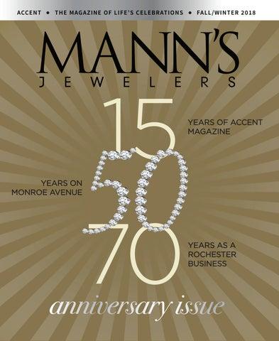 ff39f14f36c Mann s Jewelers Accent Magazine Fall Winter 2018 by Mann s Jewelers ...