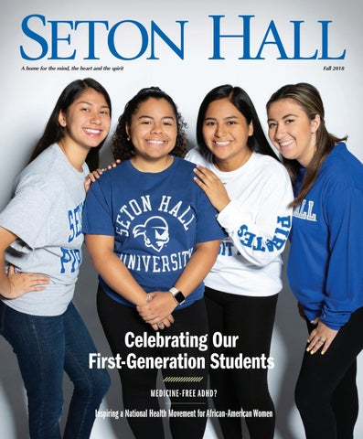6650ad2ec Seton Hall Magazine Fall 2018 by Seton Hall Publications Alumni ...