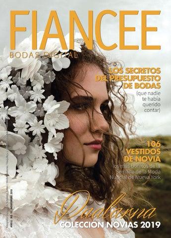 Digital Fiancee Weddings novembre 2018 Di Fiancée Magazine vfn1xnzSq