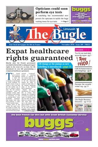 5667c0108759c The Bugle - November 2018 by The Bugle - issuu