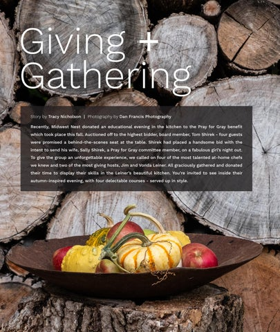 Page 12 of Giving & Gathering