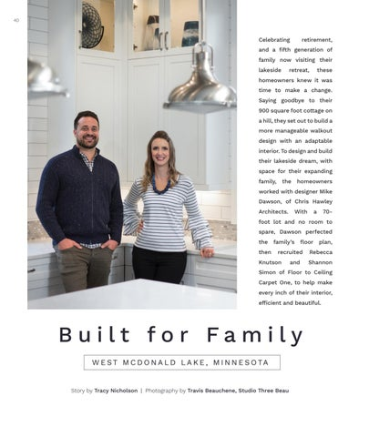 Page 40 of Built for Family [West McDonald Lake, Minnesota]