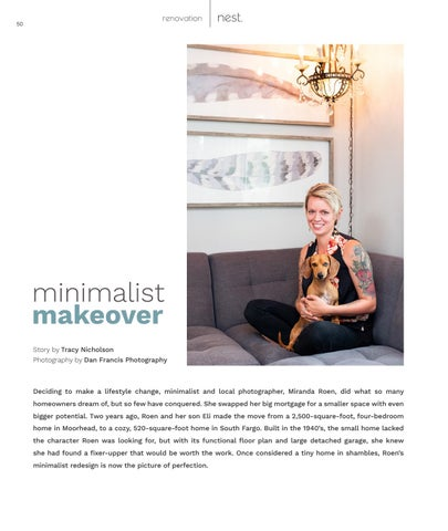 Page 50 of Minimalist Makeover