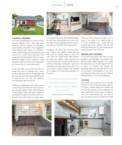 Page 51 of Minimalist Makeover