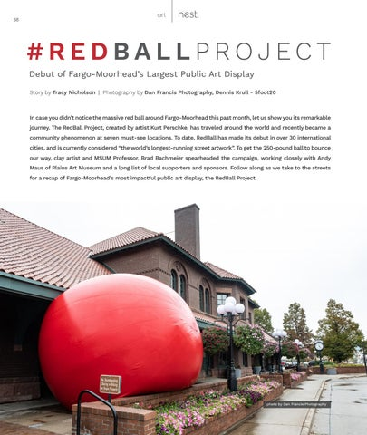 Page 58 of #RedBallProject  [ Debut of Fargo-Moorhead's Largest Public Art Display ]