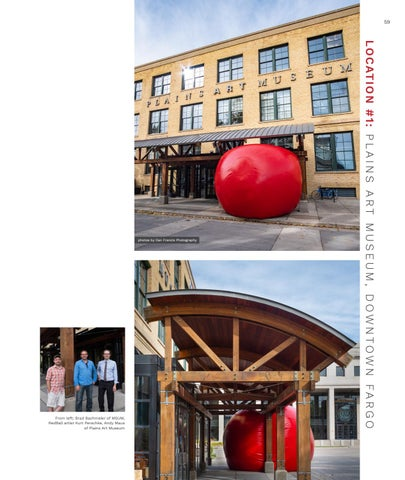 Page 59 of #RedBallProject  [ Debut of Fargo-Moorhead's Largest Public Art Display ]