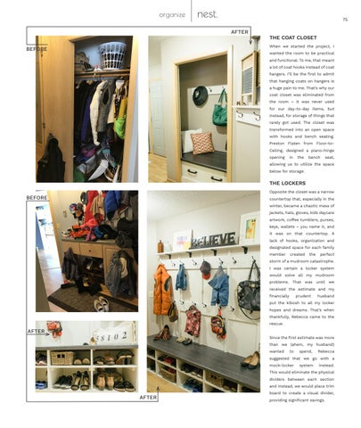 Page 75 of Mudroom Makeover