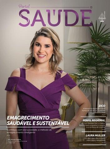 88af31aa4 REVISTA PORTAL SAÚDE - LONDRINA- PR - 4ª EDIÇÃO - by Revista Portal ...