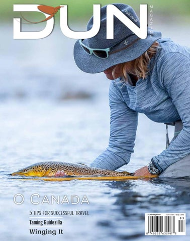 4ef584c9410 The Mission Fly Fishing Magazine Issue  13 by The Mission Fly ...