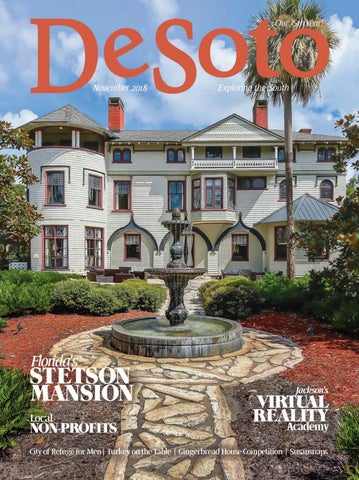 Desoto Magazine November 2018 By Desoto Magazine Exploring