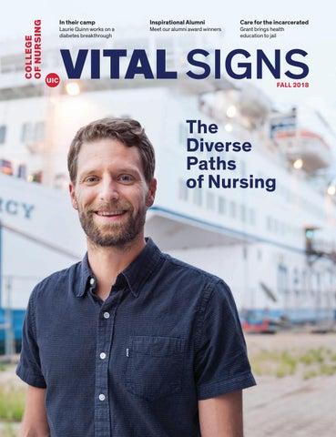 Osf College Of Nursing >> Vital Signs Fall 2018 By Vital Signs Magazine Issuu