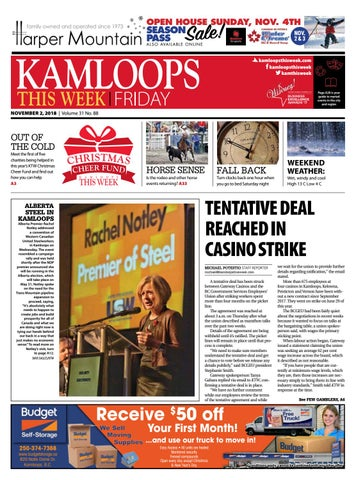 Kamloops This Week November 2, 2018 by KamloopsThisWeek - issuu