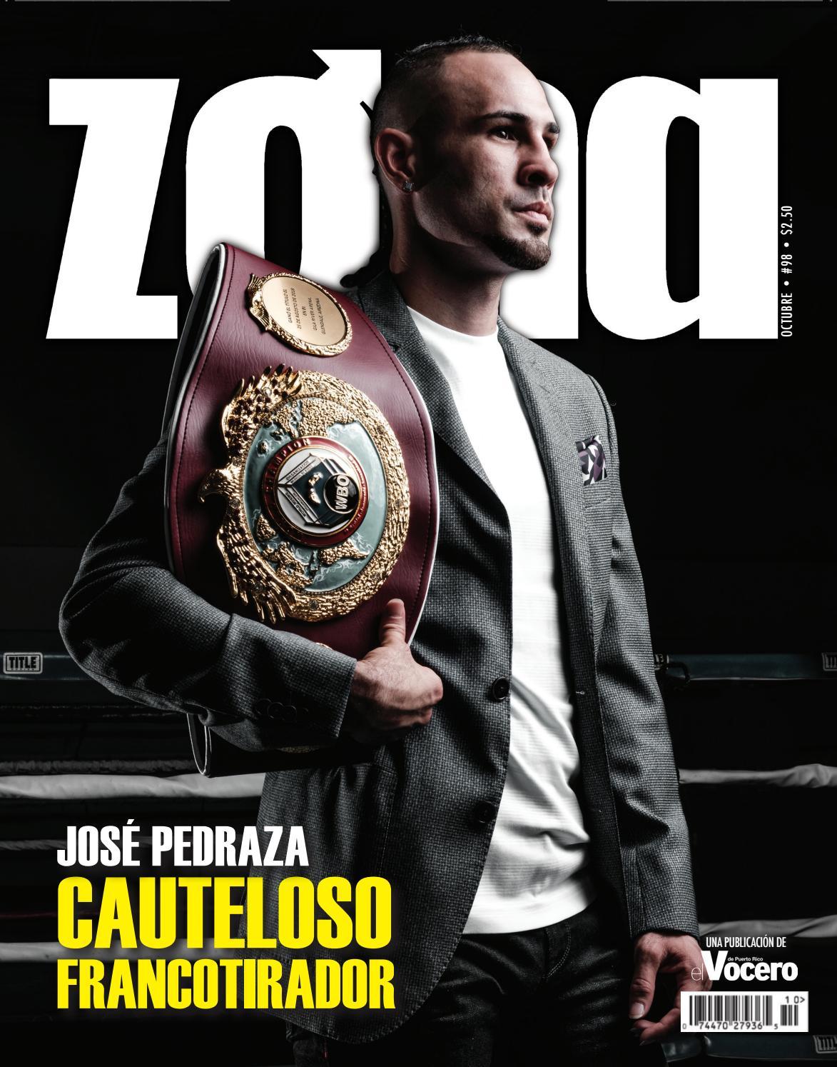 c75f1ae75b Revista Zona edición Octubre 2018 by El Vocero de Puerto Rico - issuu