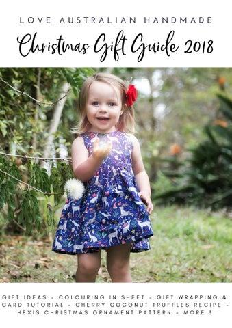 50dc6c9c0e76 Love Australian Handmade Christmas Gift Guide 2018 by Love ...