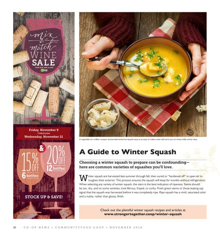 Page 10 of A Guide to Winter Squash