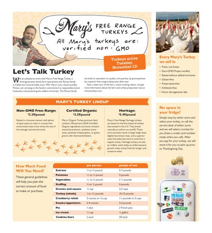 Page 5 of Make Thanksgiving Memorable
