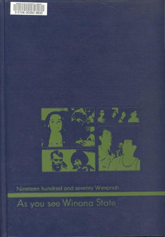 43e84dc37e8f0 Wenonah Yearbook - 1970 by wsuopenriver - issuu