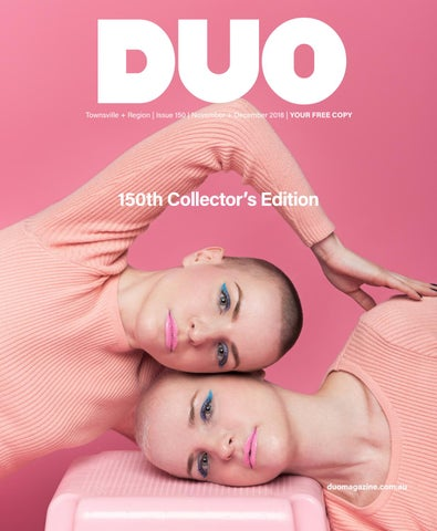 eb0f8b7cfb7 DUO Magazine November - December 2018 by DUO Magazine - issuu