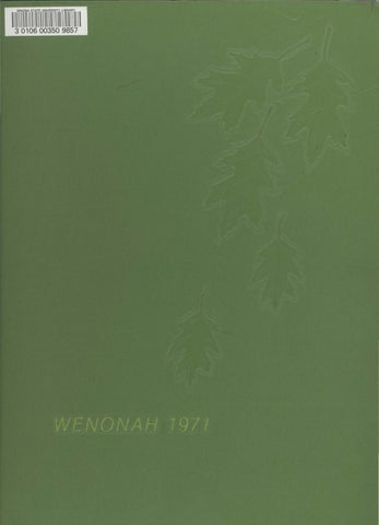 Wenonah Yearbook - 1971 by wsuopenriver - issuu 46a9b81b2e5