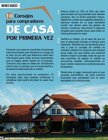 Page 42 of 10 Consejos para compradores de casa por primera vez por David Gómez
