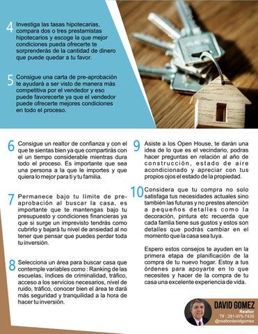 Page 43 of 10 Consejos para compradores de casa por primera vez por David Gómez
