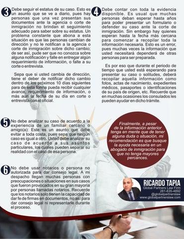 Page 61 of Quiero presentar mi solicitud ante inmigración por Ricardo Tapia