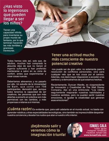 Page 7 of La fuente de la creatividad por Ismael Cala