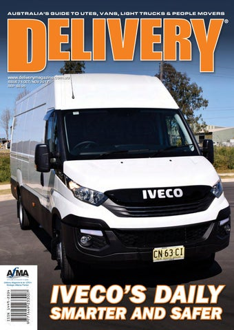 549a2f46c8 DELIVERY MAGAZINE ISSUE  74 OCT NOV 2017 by Motoring Matters ...