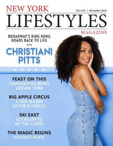New York Lifestyles Magazine - November 2018 by New York Lifestyles ... 6cc4139066f