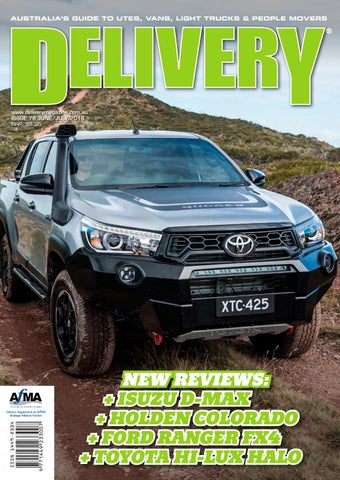 bc15fb39e7 DELIVERY MAGAZINE ISSUE  78 JUNE JULY 2018 by Motoring Matters ...