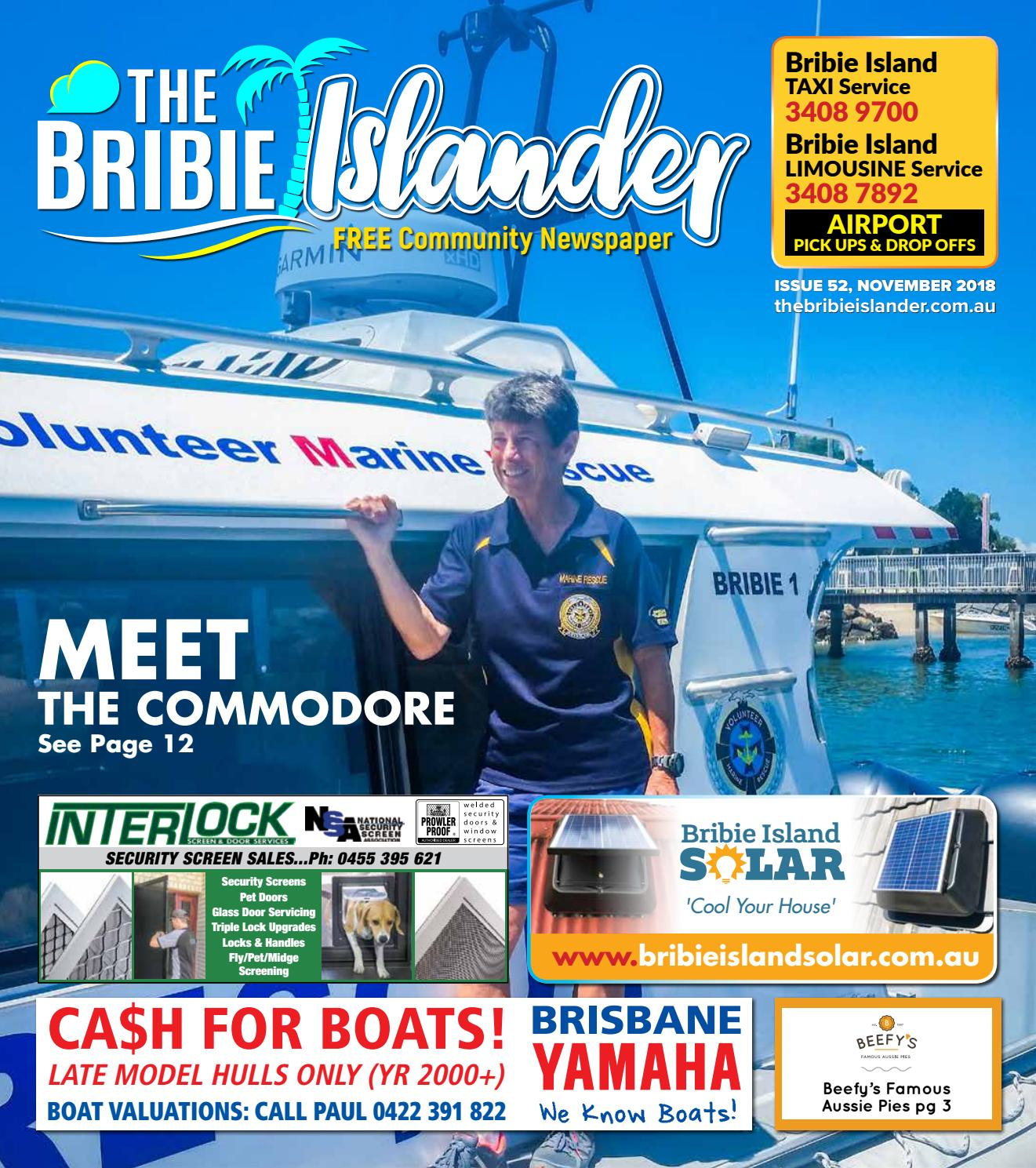 The Bribie Islander November 2018 Issue 52 by The Bribie Islander - issuu 9c012a351