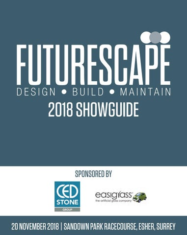 c9b313c5f Futurescape Supplement 2018 by Eljays44 - issuu