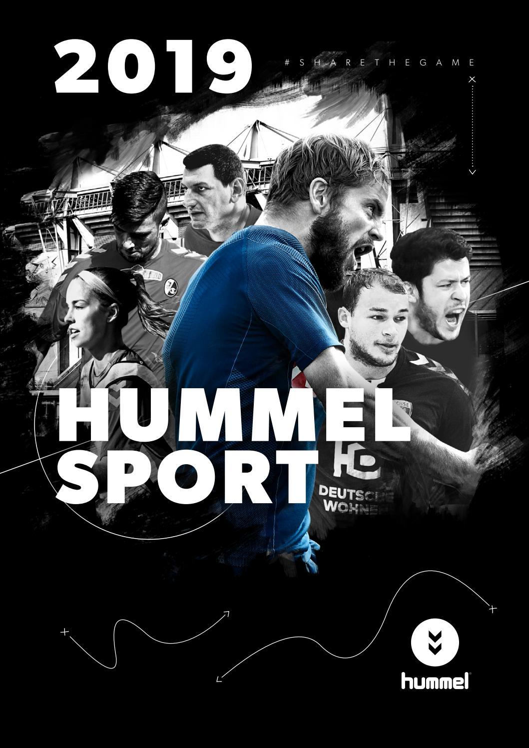 Hummel Short Trophy 2018