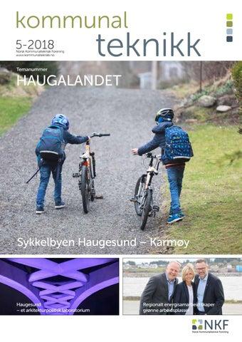 4b072d943 Kommunalteknikk #5-18: Haugalandet by Tidsskriftet Kommunalteknikk ...