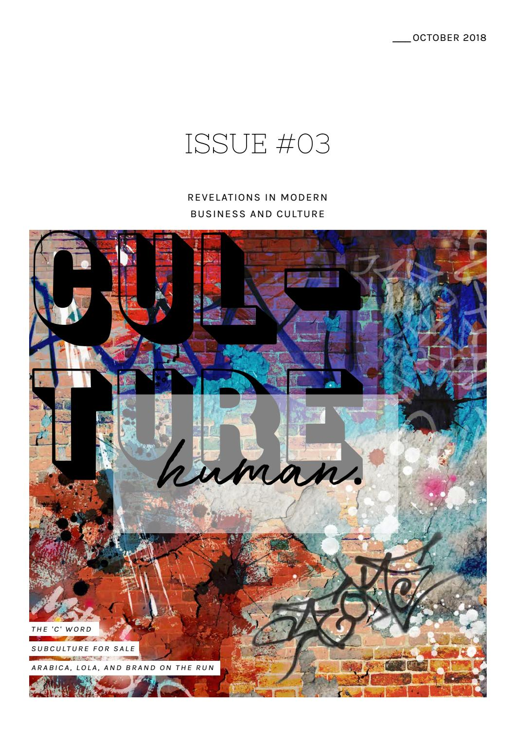 3369b18f4fdd Human Magazine - Issue  03 by KEMOSABE - issuu