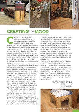 Page 45 of Creating the Mood