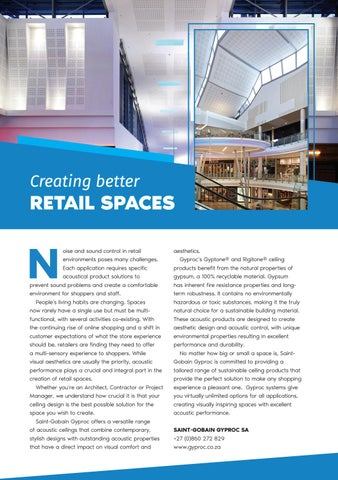 Page 7 of Creating better retail spaces