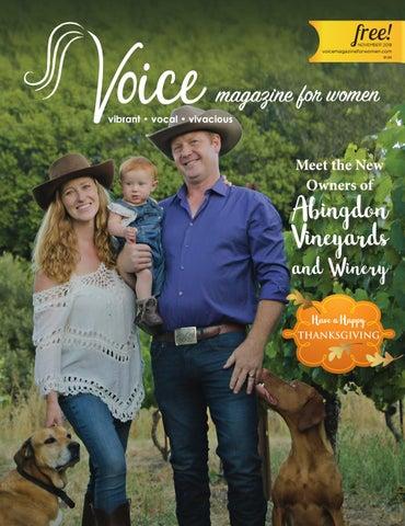 3f79f318 Voice Magazine 1118 by Voice Magazine For Women - issuu