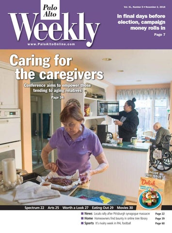 Palo Alto Weekly November 2 2018 By Palo Alto Weekly Issuu